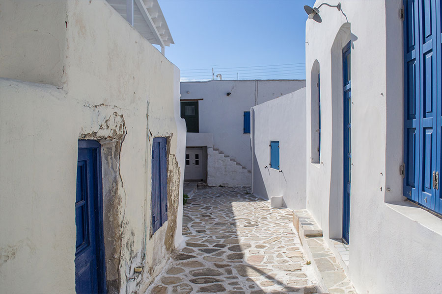 About Antiparos | Dimitris Rent a Car or Moto