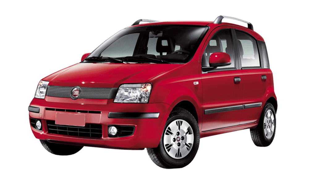 Fiat Panda | Dimitris Rent a Car or Moto in Antiparos