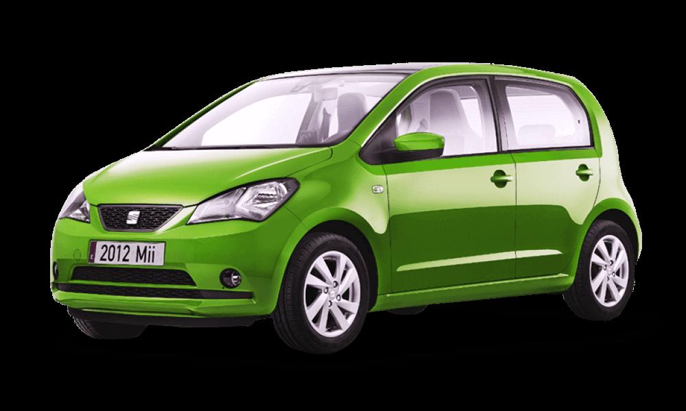 Seat Mii Automatic | Dimitris Rent a Car or Moto in Antiparos