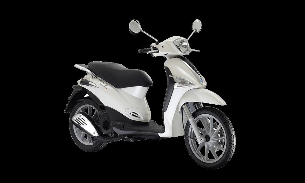 Piaggio Liberty 50cc   Dimitris Rent a Car or Moto in Antiparos
