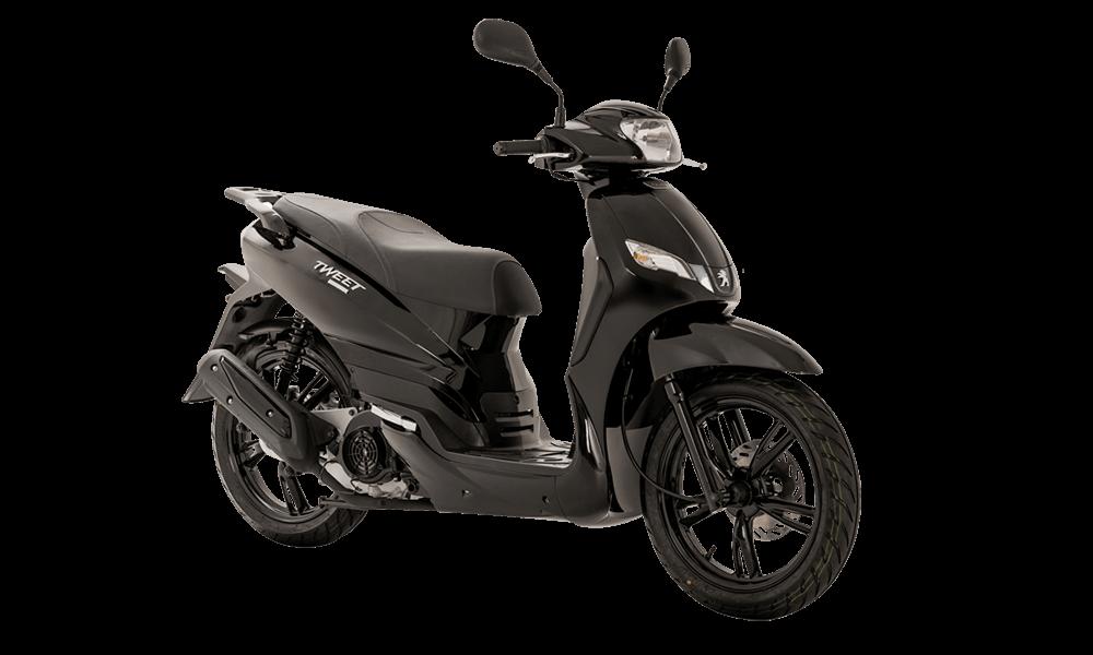Peugeot Tweet 125cc | Dimitris Rent a Car or Moto in Antiparos