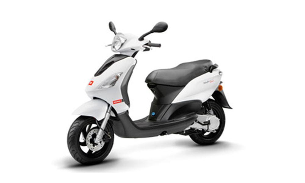 Piaggio Boulevard 50cc | Dimitris Rent a Car or Moto in Antiparos