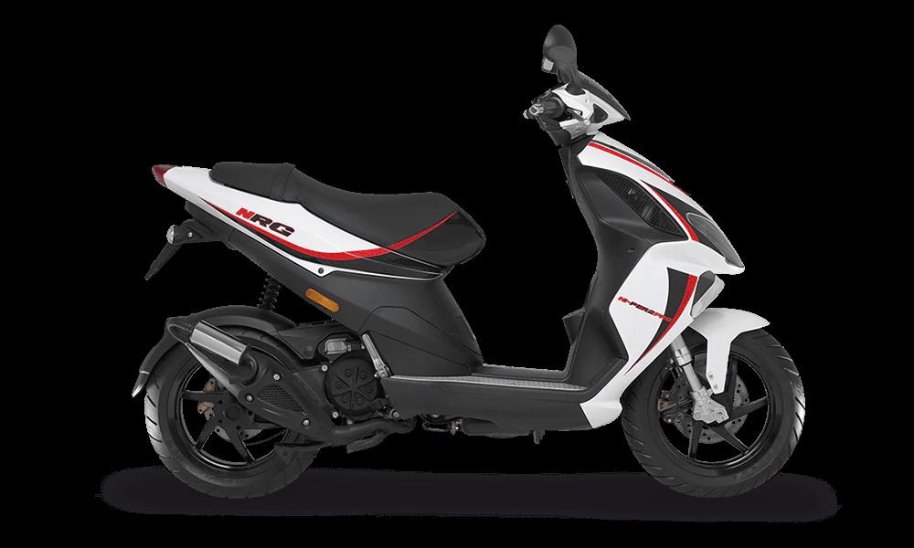 Piaggio NRG 50cc | Dimitris Rent a Car or Moto in Antiparos