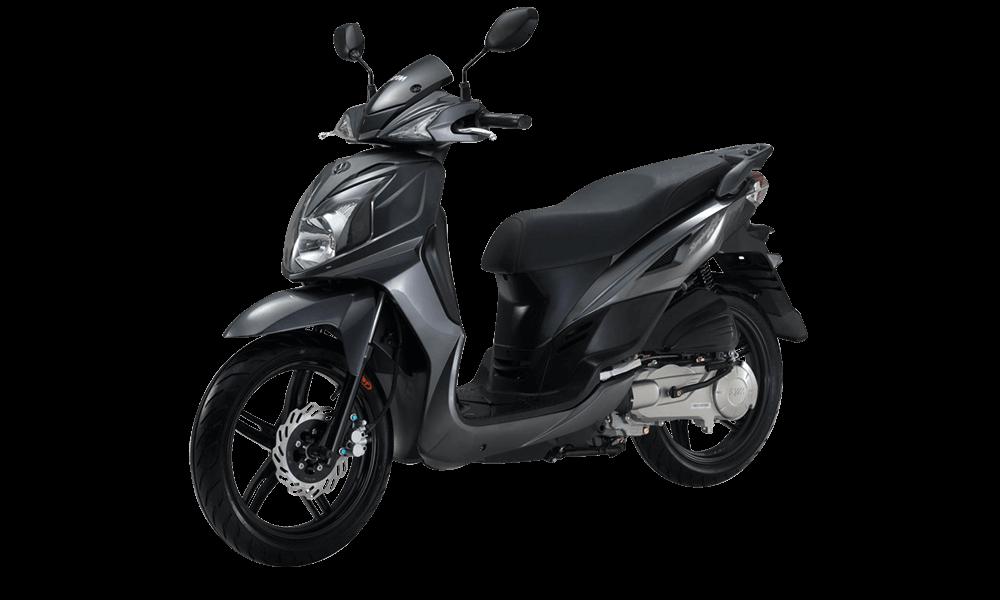 Sym Symphony ST 200cc | Dimitris Rent a Car or Moto in Antiparos